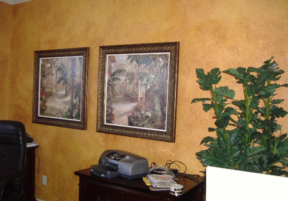 Faux Office Gallery
