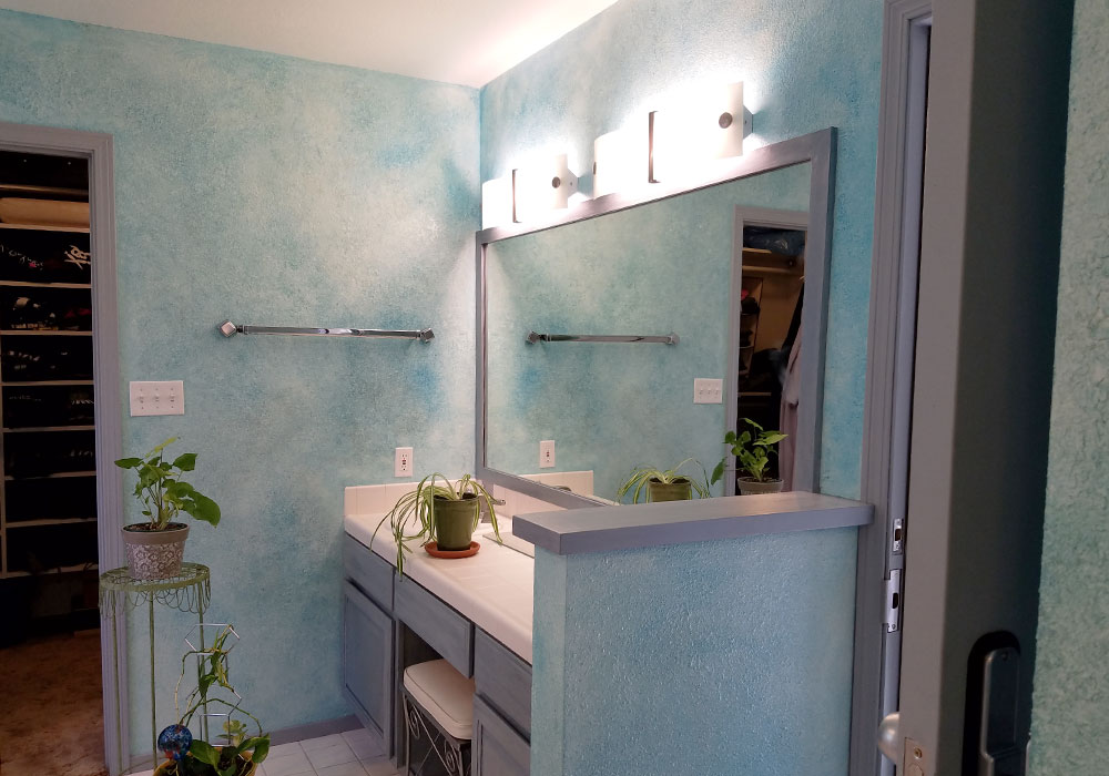 Faux Powder Rooms