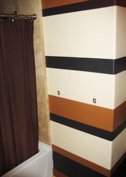 Faux Powder Rooms